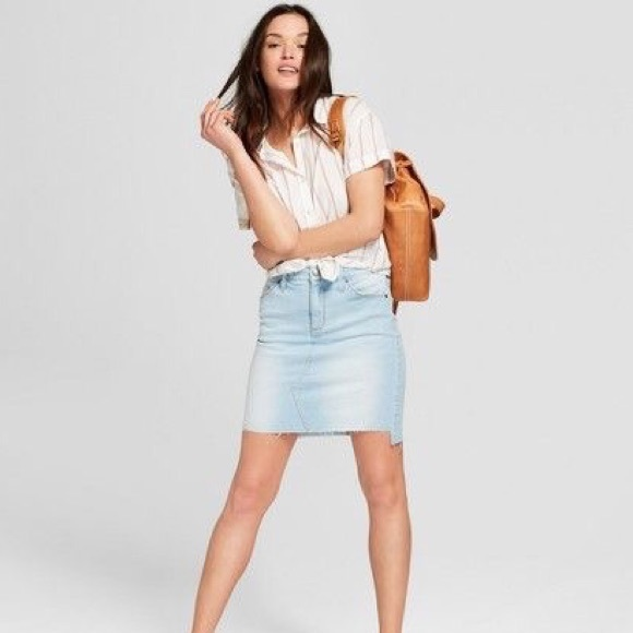 Universal Thread Dresses & Skirts - Universal Thread Jean Skirt